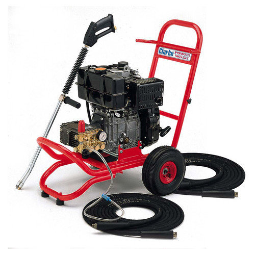 DLS200AL Heavy Duty Diesel Power Washer