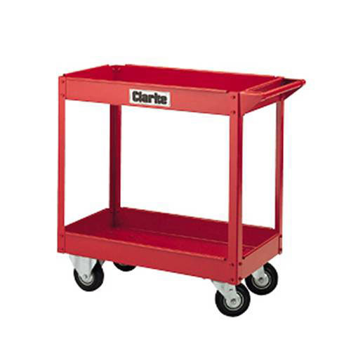CTT4 2 Tier Service Trolley