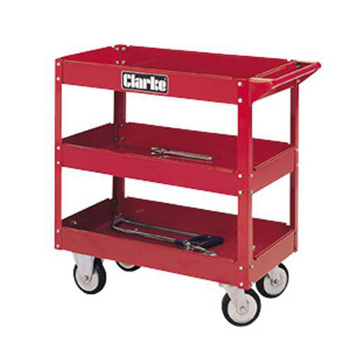 CTT5 3 Tier Service Trolley