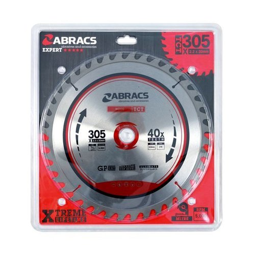 TCT Blade 305mm x 30mm x 40T - Wood