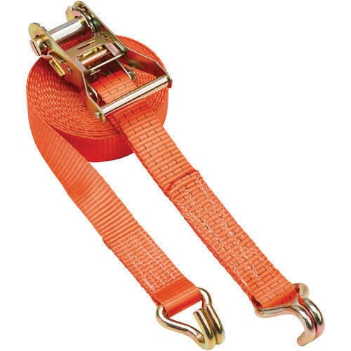 CHT869 Ratchet Strap With Double Hooks 35mm x 6mtr