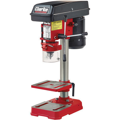 CDP5RB 5 Speed Drill Press - Red 230V
