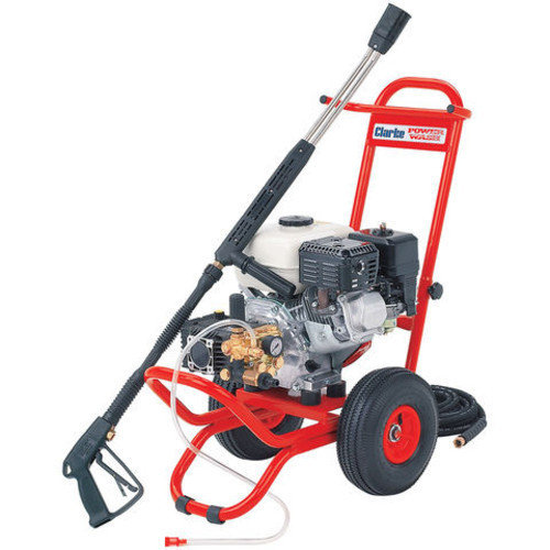 PLS135AH Petrol Pressure Washer
