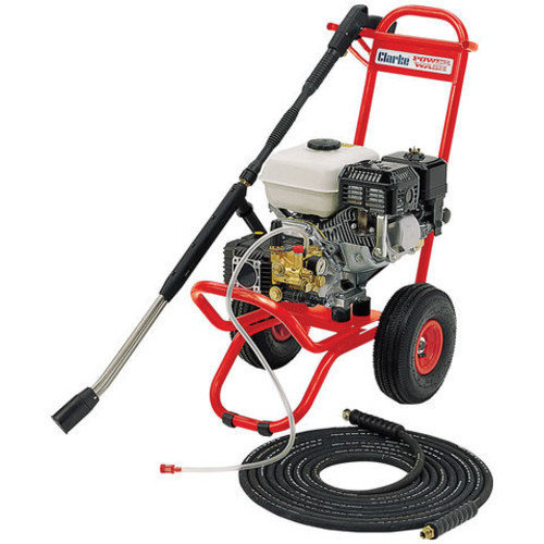 PLS165AH Petrol Pressure Washer
