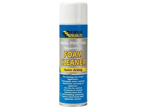 Everbuild GFSC5 Dual Purpose Foam Cleaner 500ml