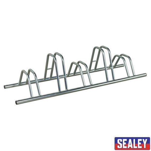 Bicycle Rack 5 Bicycle Dual Height