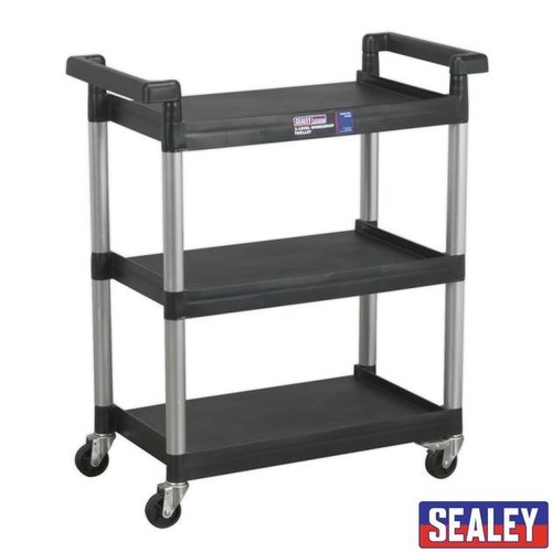 3-Level Workshop Trolley