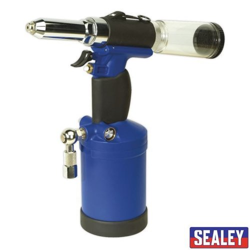 Air/Hydraulic Riveter Hvy-Duty Vacuum System