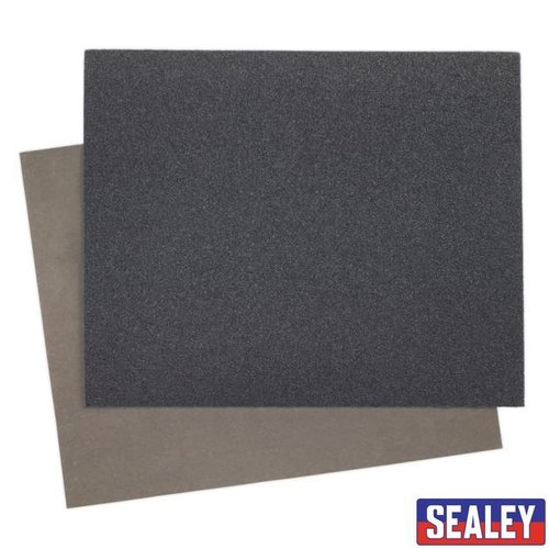 Wet & Dry Paper 230 x 280mm 120Grit Pack of 25