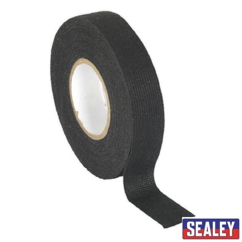 Fleece Tape 19mm x 15m Black