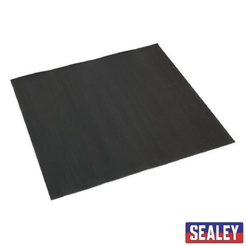Electrician's Insulating Rubber Safety Mat 1 x 1m