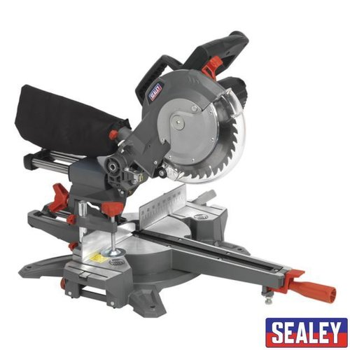 Double Sliding Compound Mitre Saw dia. 216mm