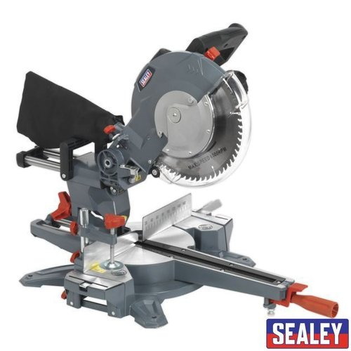 Double Sliding Compound Mitre Saw 250mm
