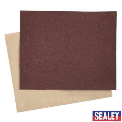 Production Paper 230 x 280mm 60Grit Pack of 25