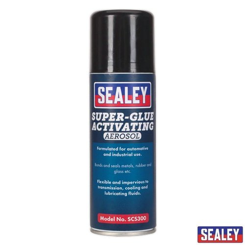 Super Glue Activating Aerosol 200ml Single