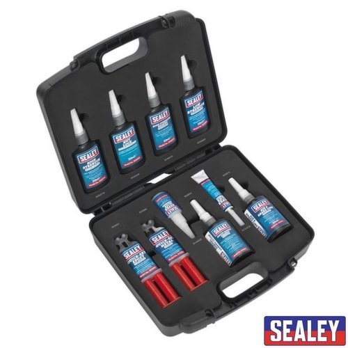 Adhesive & Sealant Kit 10pce