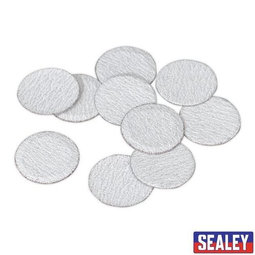 Air Sanding Disc dia. 50mm 120Grit Pack of 10 SA70