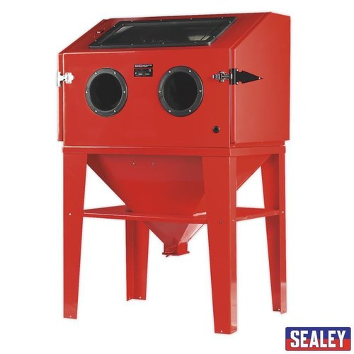 Shot Blasting Cabinet Double Access 960 x 720 x1500mm
