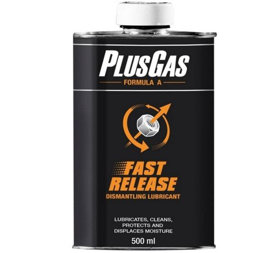 Plus Gas Formula 500ml Spout Tin