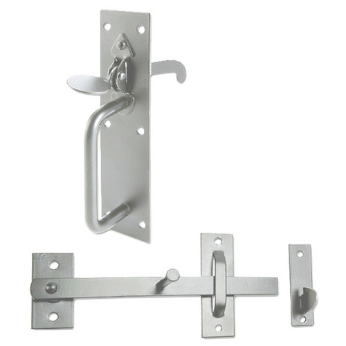 No.20/2S Suffolk Latch Standard Zinc
