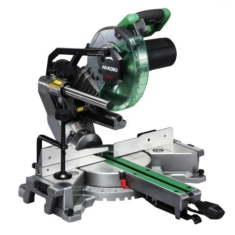 Hikoki Slide Compound Mitre Saw 216mm 1100W