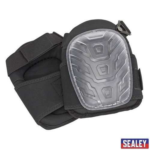 Hard Shell Gel Knee Pads - Pair