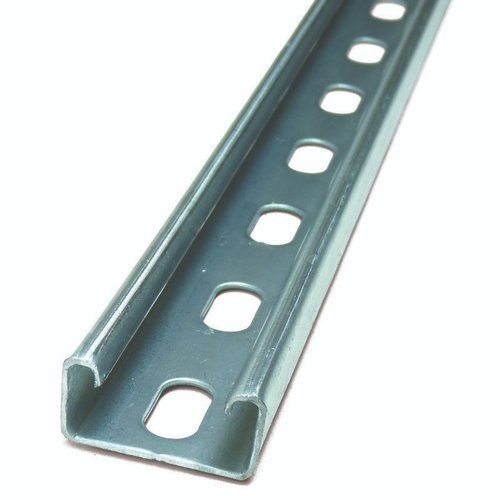 41mm x 21mm Heavy Duty Channel Slotted 3mtr