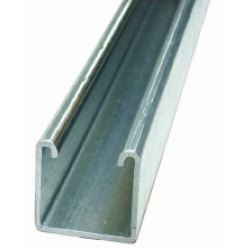 41mm x 41mm Heavy Duty Channel Plain 3mtr