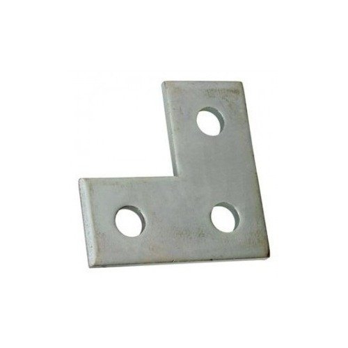 One Hole Two Hole L Bracket HDG