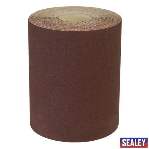 Production Sanding Roll 115mm x 10m - Extra Fine180Grit