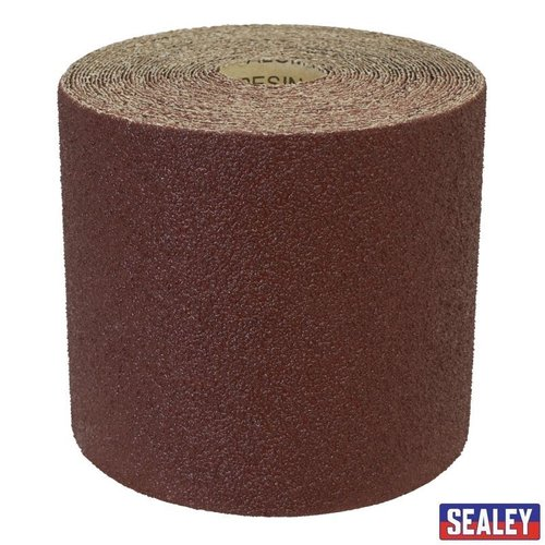 Production Sanding Roll 115mm x 10m - Very Coarse40Grit