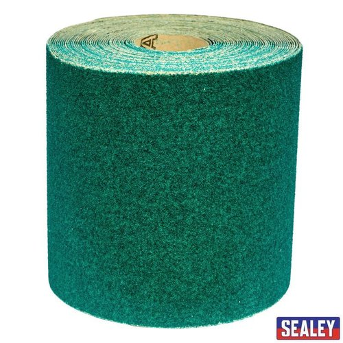 Production Sanding Roll 115mm x 10m - Coarse60Grit
