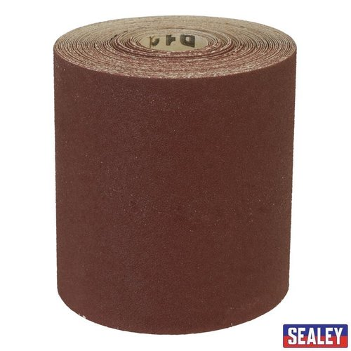 Production Sanding Roll 115mm x 10m - Medium80Grit