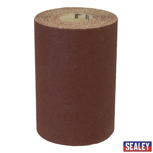 Production Sanding Roll 115mm x 5m - Fine 120Grit