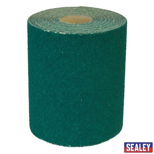Production Sanding Roll 115mm x 5m - Extra Coarse40Grit
