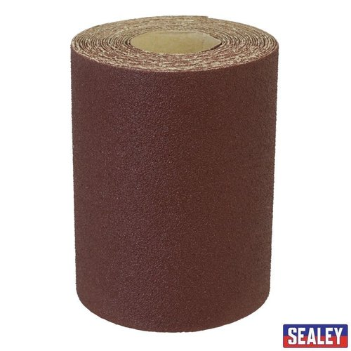 Production Sanding Roll 115mm x 5m - Coarse 60Grit