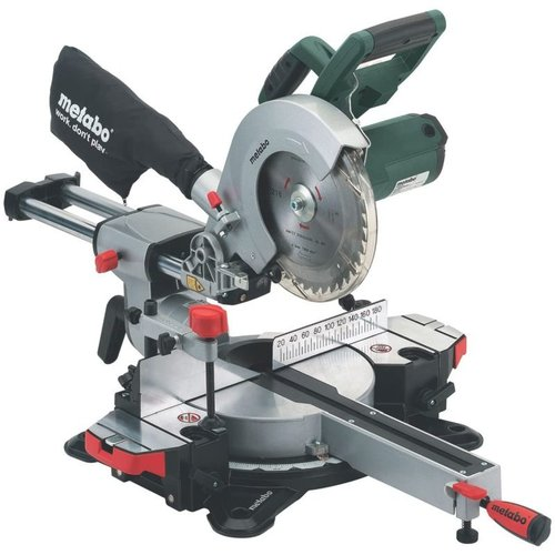 Metabo KGS216M Sliding Mitre Saw 216mm 1500W
