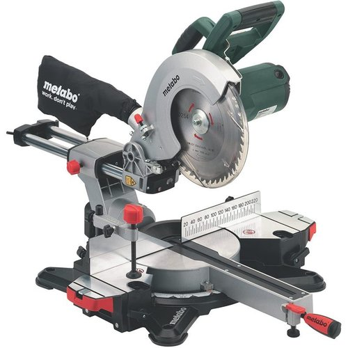 Metabo KGS254M 254mm Sliding Mitre Saw 240V 1800W